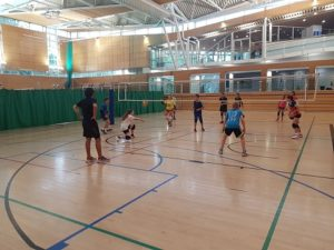 Volleyball Development Camps